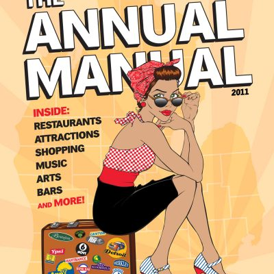 Annual Manual 2011 cover