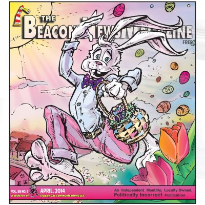 Beacon NewsMagazine Easter cover - 2014